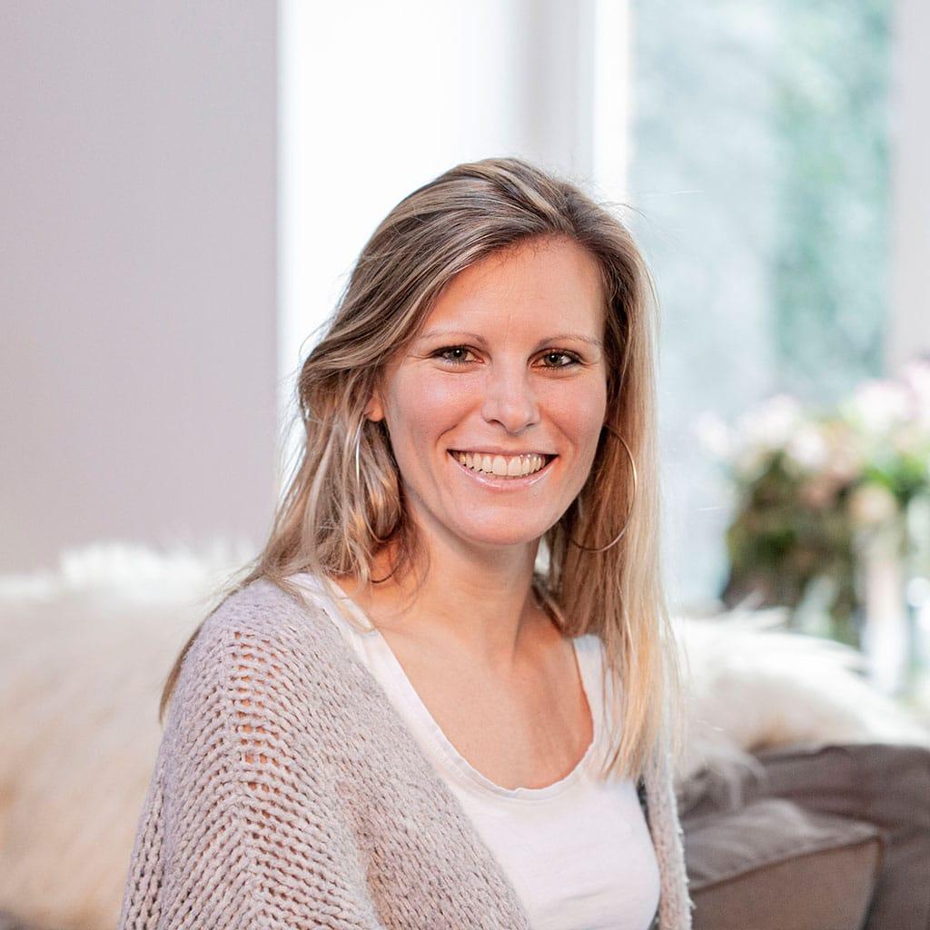 Portret diëtiste Kathleen Quaegebeur